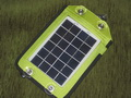 туристическая солнечная батарея
