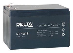 аккумулятр delta
