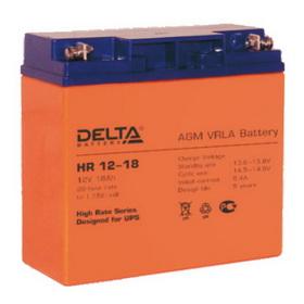 аккумулятор delta