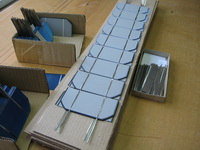 этапы производства солнечных батарей