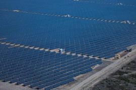 Солнечная электростанция в Канаде