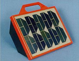 Разное применение солнечных батарей